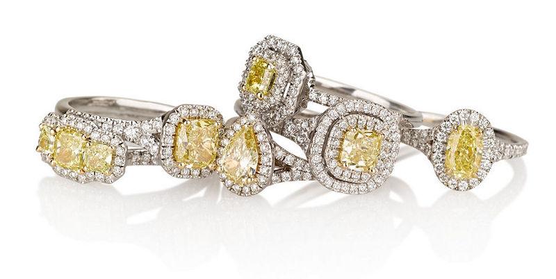 4f70909d5e4 The Rare and Beautiful Yellow Diamond — Atelier Eline - Private ...