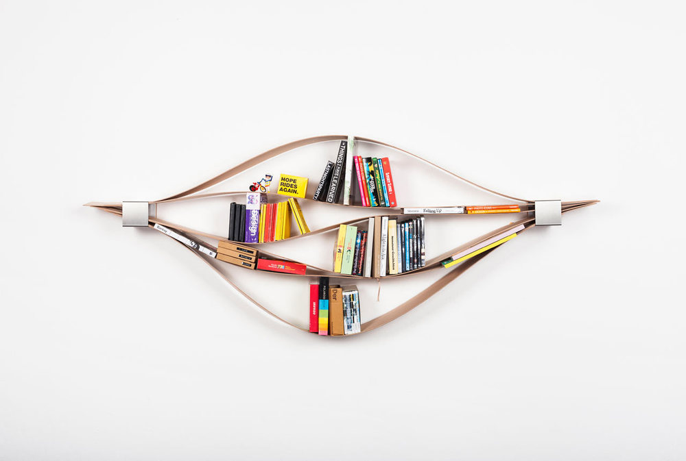 Chuck - A Flexible Shelving System — Nicee