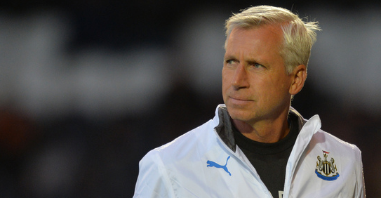 Alan Pardew: man or muppet? Image: Mark Runnacles/Getty Images