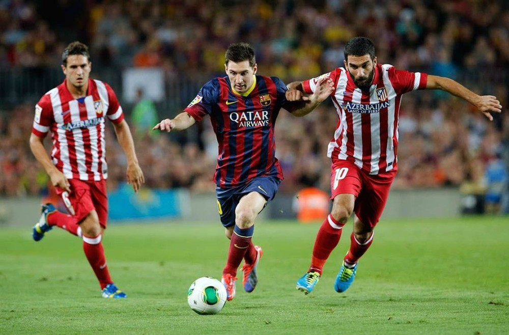Lionel Messi has the chance to win La Liga for Barca against Atletico in the final game of the season...