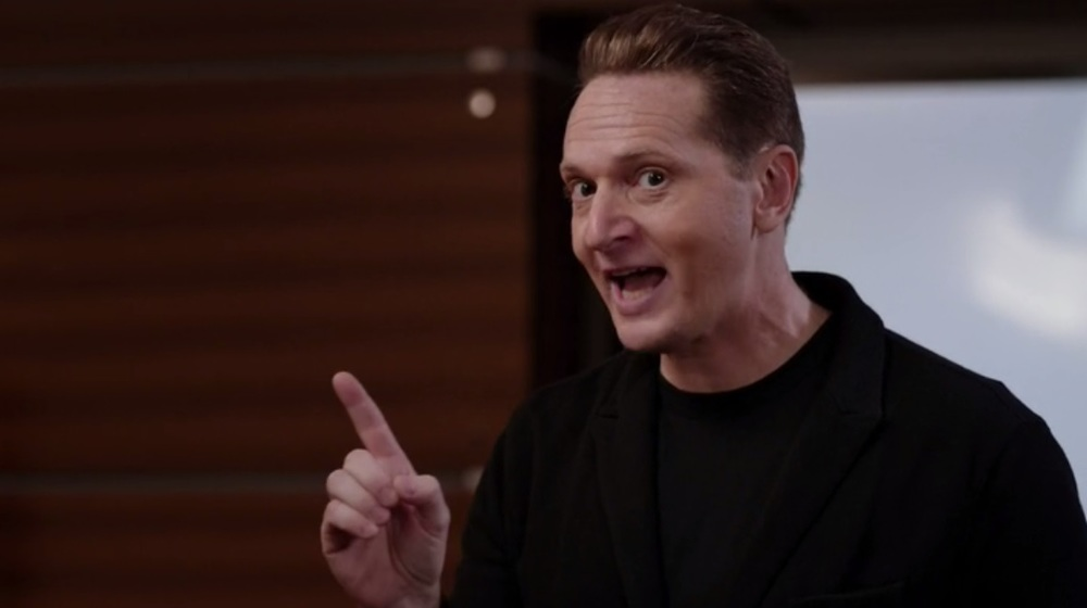 O ator Matt Ross interpreta Gavin Belson em