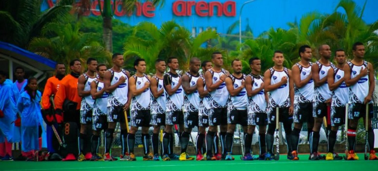 Fijian hockey #GoodVibes