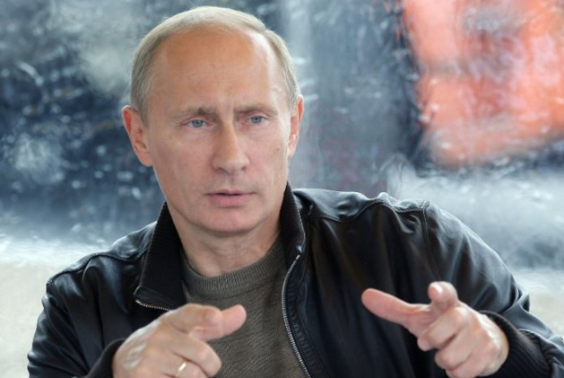 Putin doesn't give a fuck yo