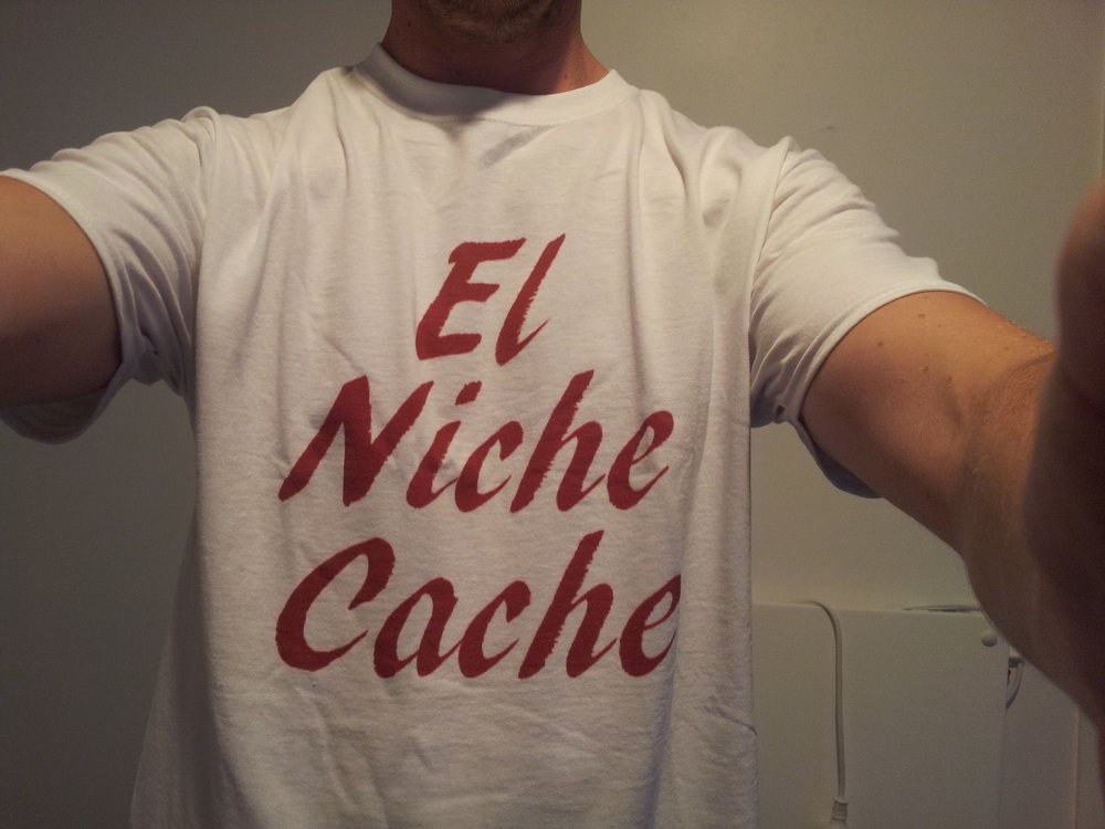 Support the Niche Cache and  buy Niche Cache stuff
