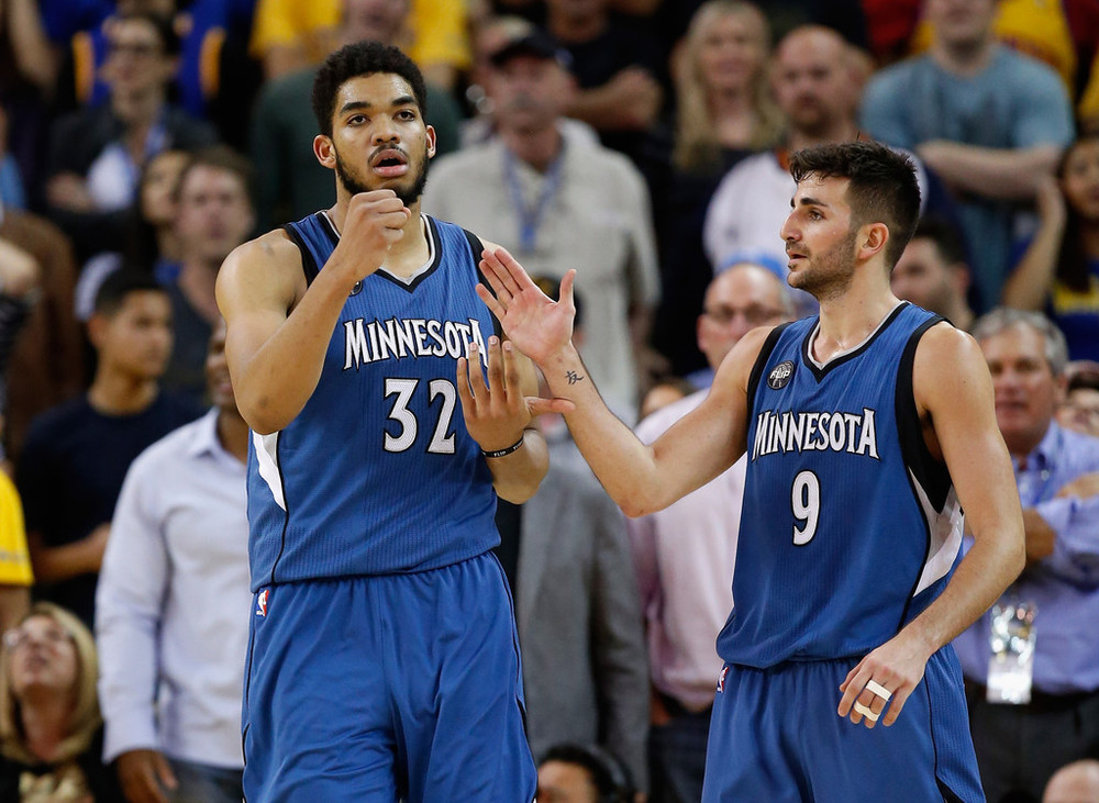 1d749ab6b88 The Minnesota Timberwolves are Doing It Right — The Niche Cache