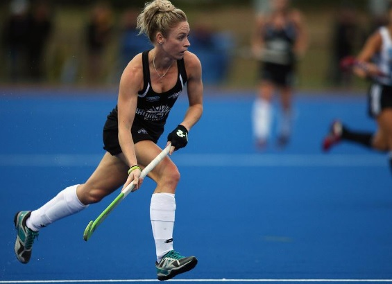 Anita McLaren is one of a few world-class players from either Black Sticks team.
