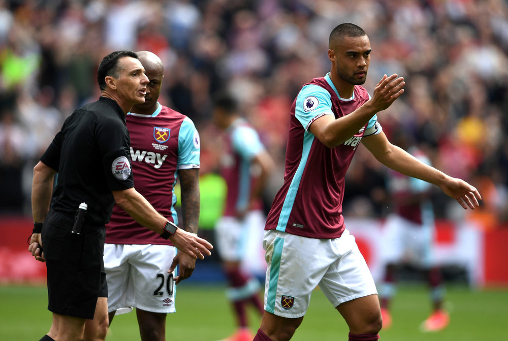 85b1567c4738b Winston Reid – West Ham United (English Premier League)