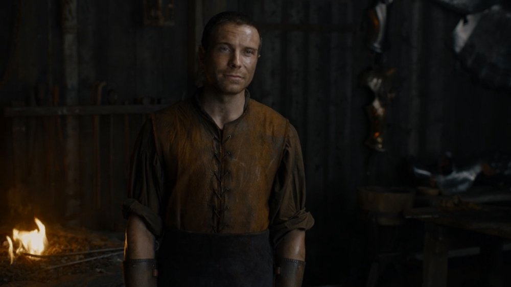 They call him Gendry but you known him best as the Mahe Drysdale of Westeros
