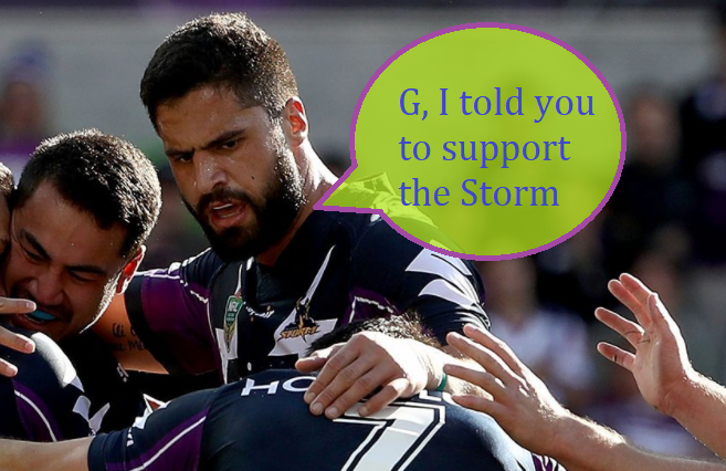 Forget Smith, Cronk and Slater, support the cuzzies.