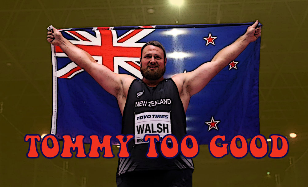 e236f7ccb5 Tom Walsh Won Another World Champs Gold – How Far Can He Go With This?