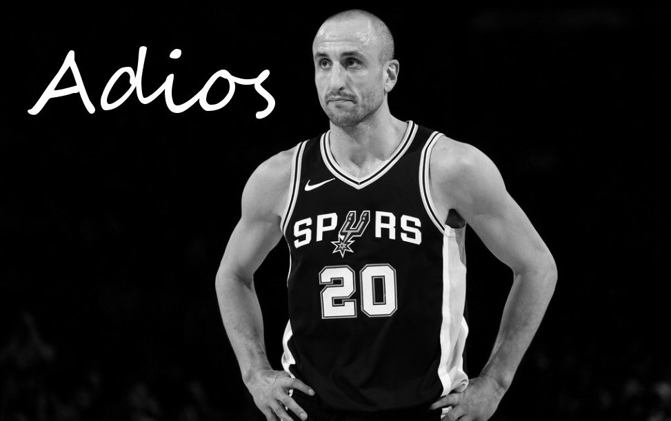 new style 0d18a 2447f Manu Ginobili Has Retired (And The San Antonio Spurs Are ...