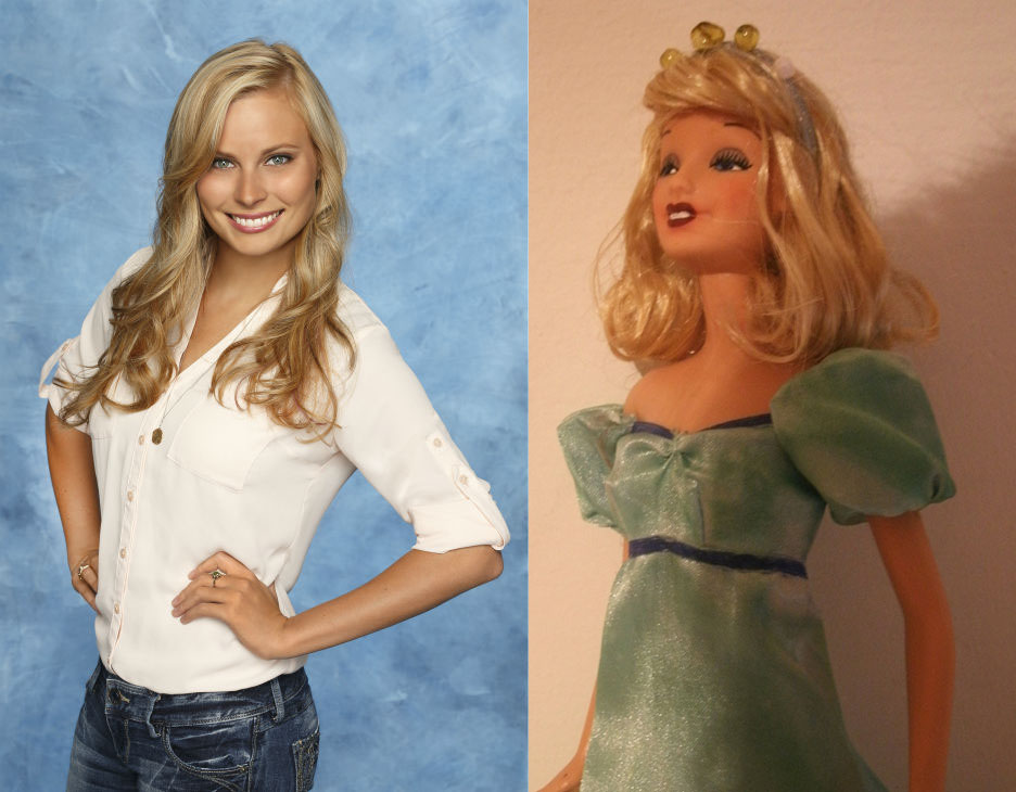 *There are few existing images of Princess Glory, but this awesome Barbie edition exists.