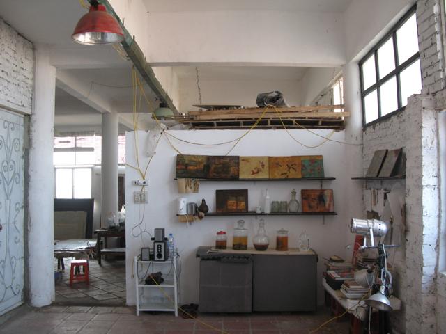 Inside Phi Phi's Studio