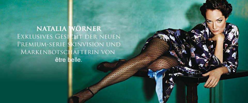 Etre Elle Beauty campaign