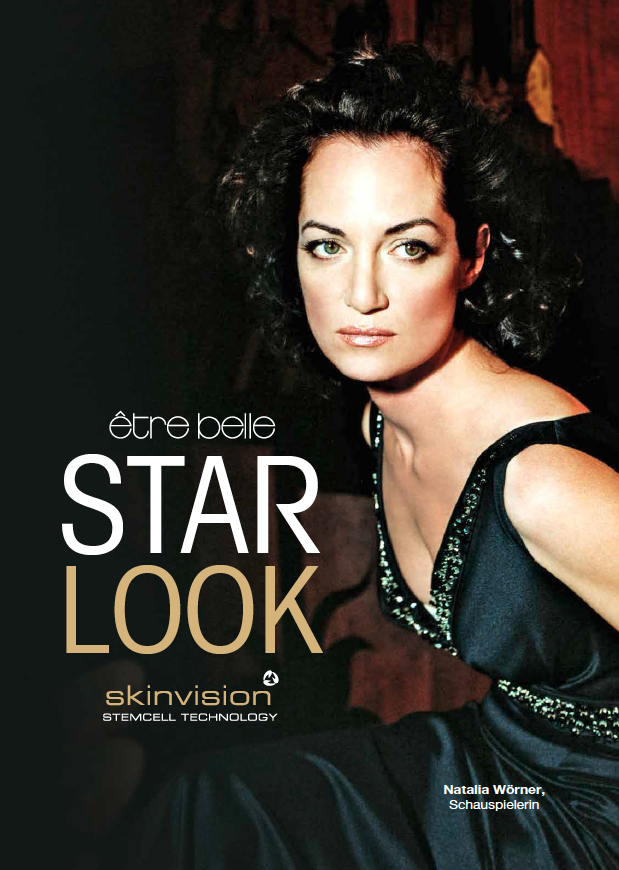 2013 Etre Belle Cosmetics Kampagne Skinsvision  >