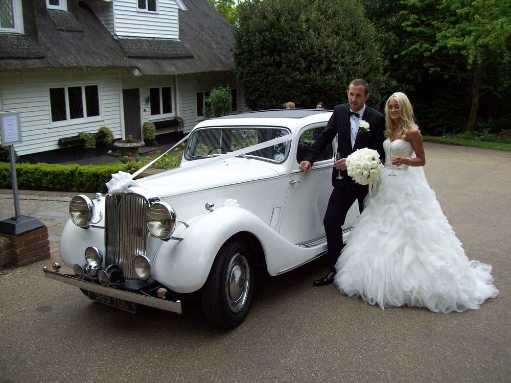 Cars For Wedding Hire — Kent & Medway Wedding Cars