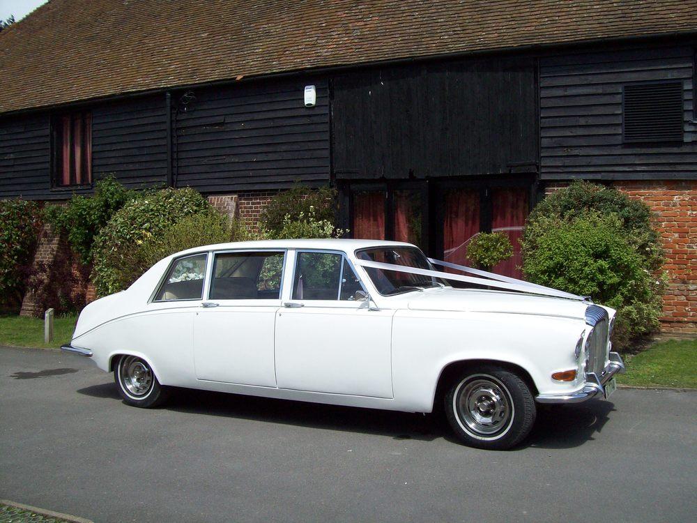 Daimler Limousine Cooling Castle