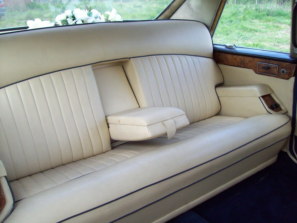 Daimler Limousine Fit For Royalty