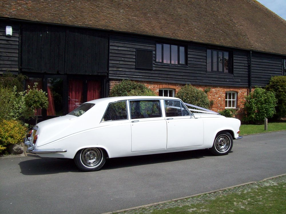 Bridesmaids Wedding Transport