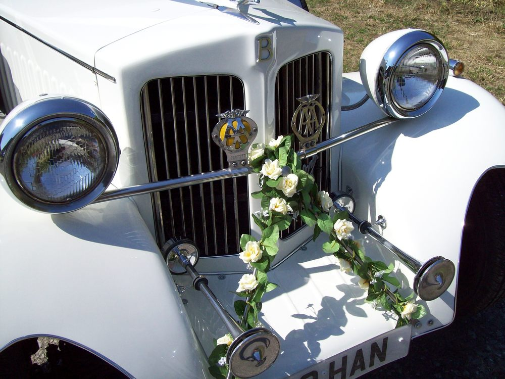 Beauford Front Grille