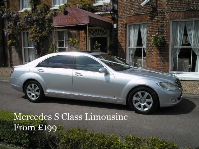 Mercedes S Class Limousine