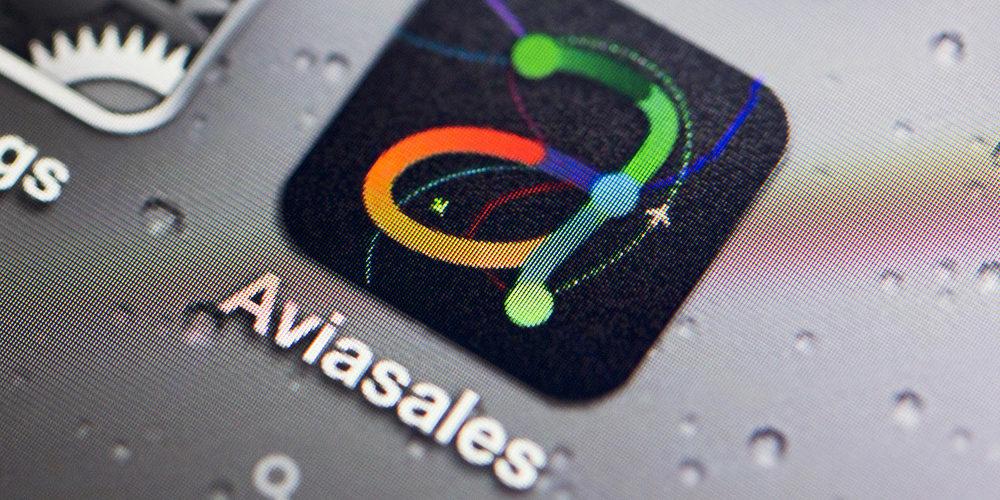 Айдентика проектов Aviasales.ru