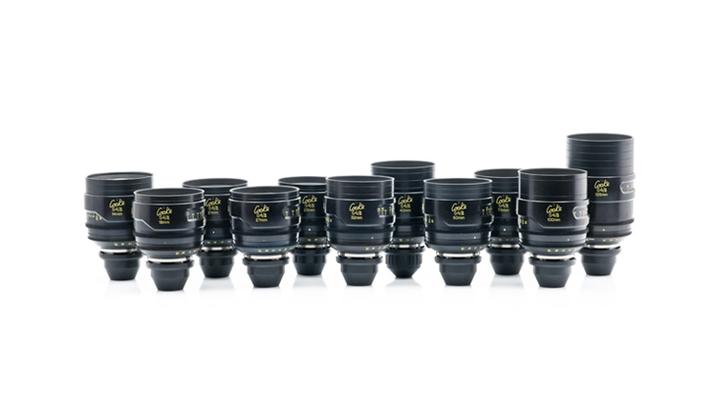 Cooke S4 LDS Lenses