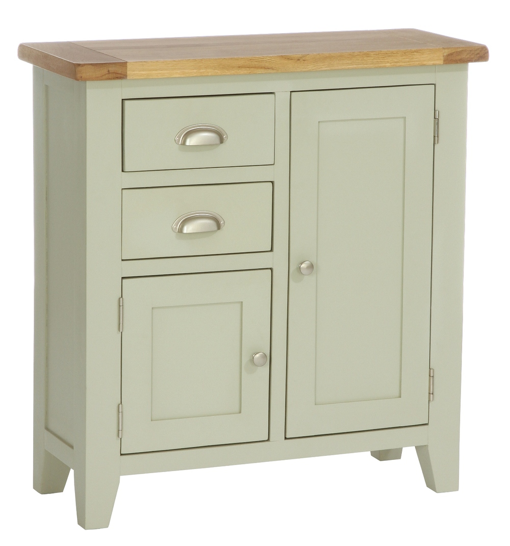 2 Drawer, 2 Door Buffet Chest Colour-French Grey w 85 x d 35 x h 90 cm  € 362 Product Code: ANB121