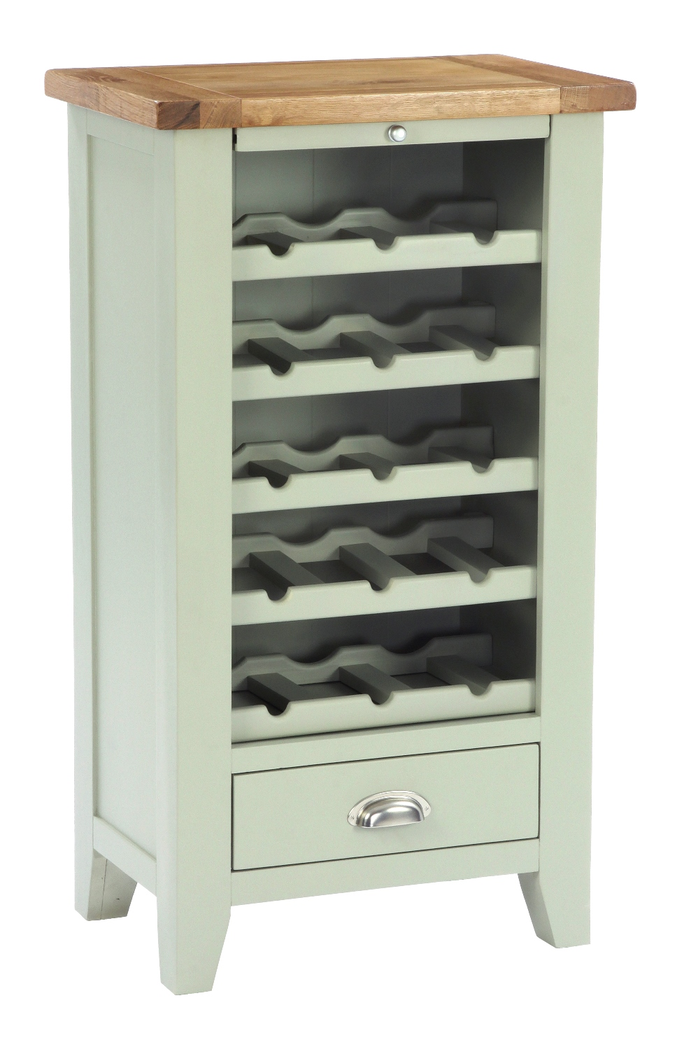 Wine Rack Colour-French Grey w 60 x d 40 x h 106 cm € 375 Product Code: ANB045
