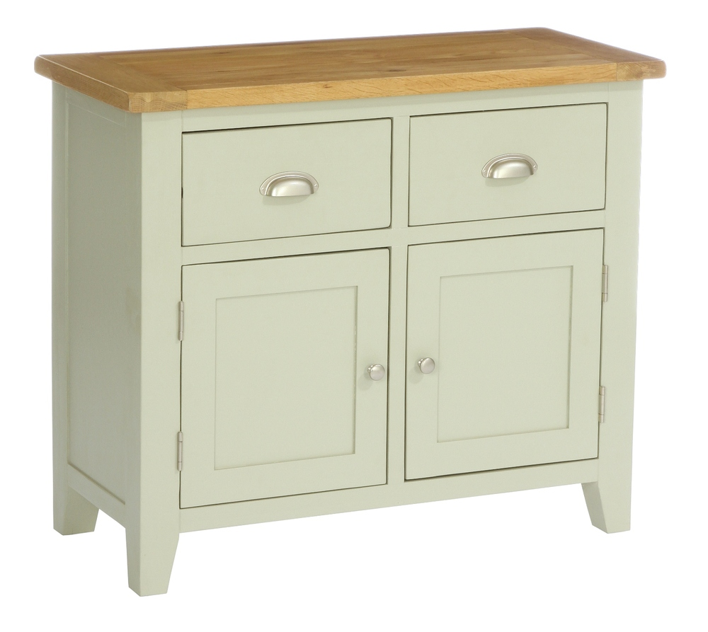 2 DRAWER, 2 DOOR SIDEBOARD (DRESSER BASE) w 100 x d 45 x h 85 cm € 520 Product Code: ANB118B