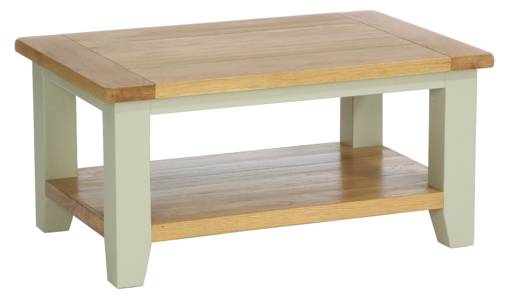 Rectangular Coffee Table Colour-French Grey w 91.5 x d 61 x h 50 cm € 295 Product Code: ANB008