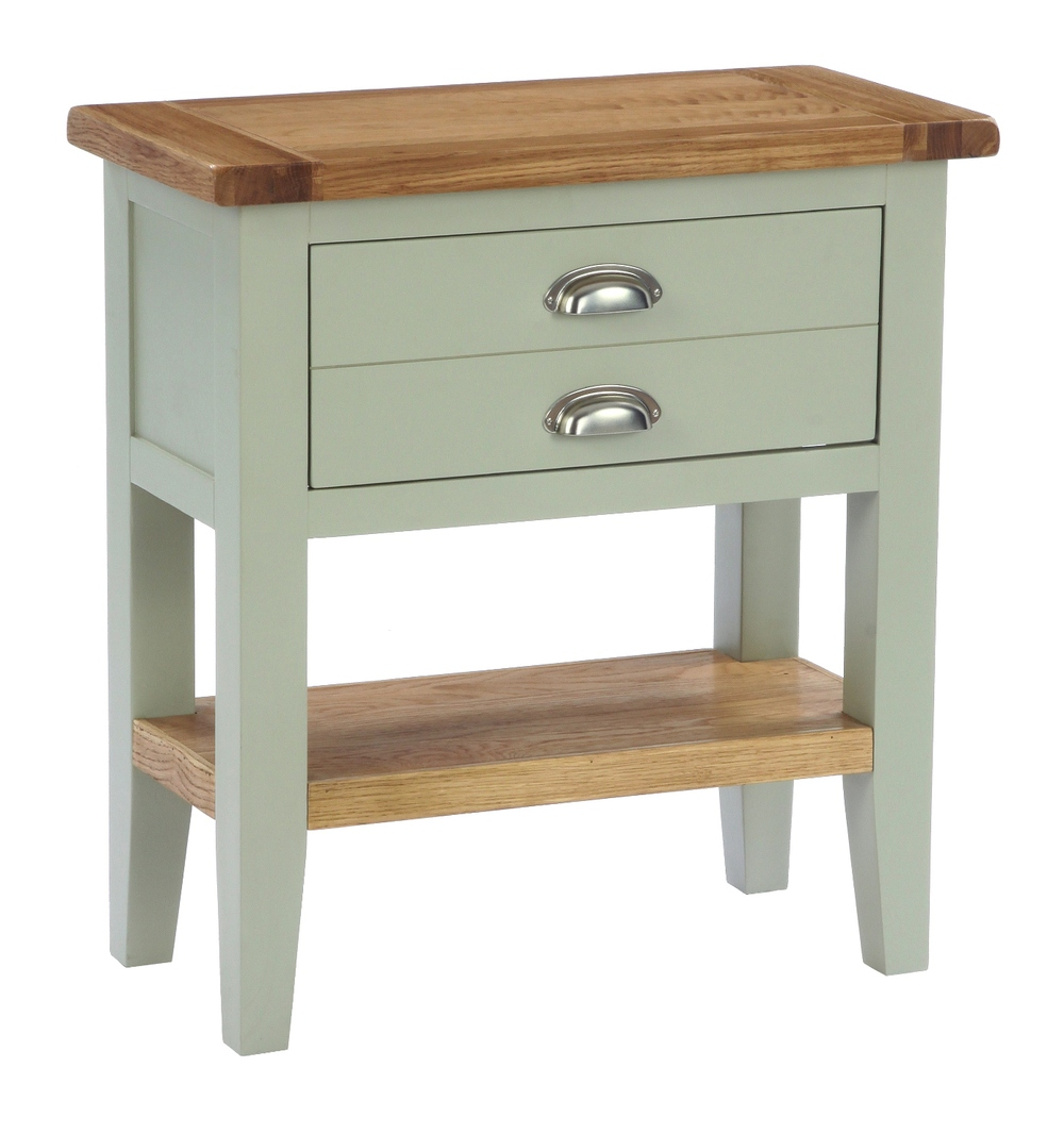 1 DRAWER CONSOLE TABLE w 70 x d 35 x h 75 cm € 255 Product Code: ANB017