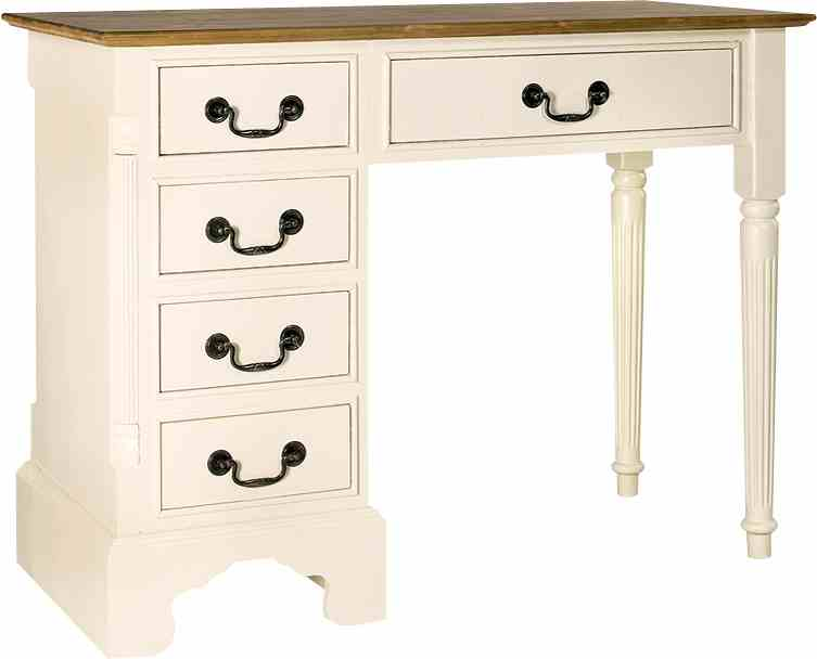 HERITAGE GEORGIAN LINE DRESSING TABLE/ DESK   w 105 x d 50 x h 80 cm  €612  Product Code: GL-2045  This piece may be ordered in any of the Heritage colours and finishes.