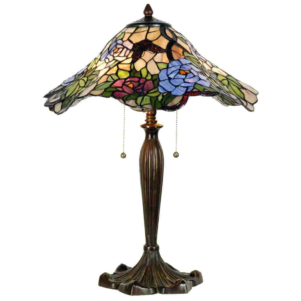 Tiffany Lamp € 265 ( NOW € 198.75 until 10th OCT !! ) Product Code: CLE-5LL-5276
