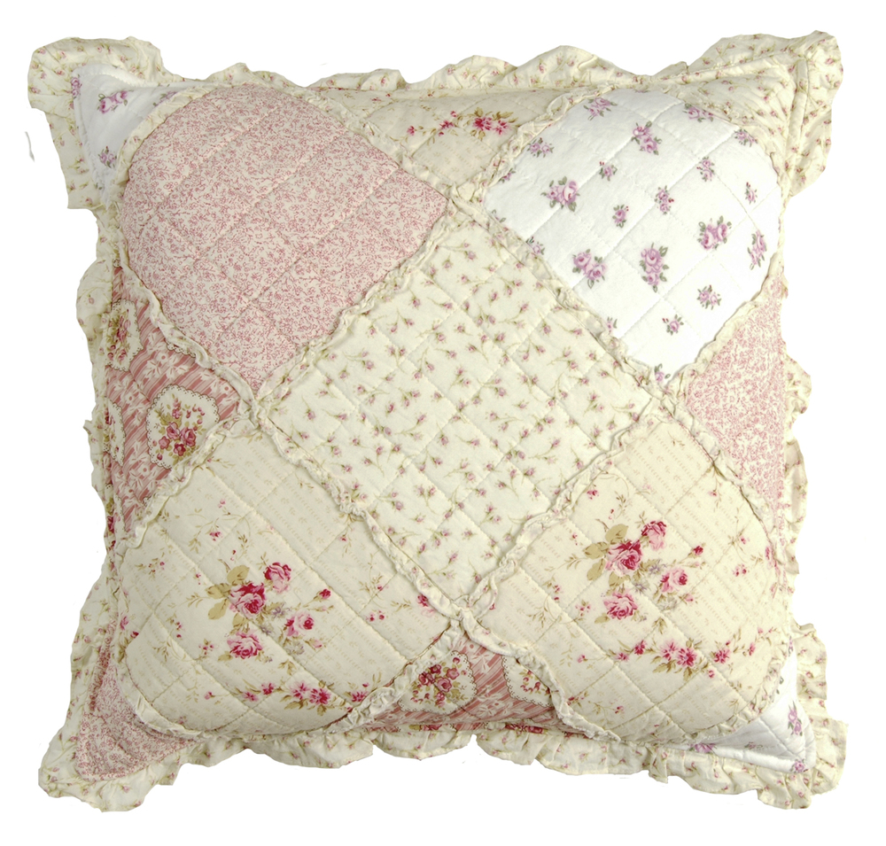 Cushion 2 Sizes:  50 x 50cms € 26 Includes feather filler Product Code: CLE-Q023.030 40 x 40cms € 18 Includes feather filler Product Code: CLE-Q023.020