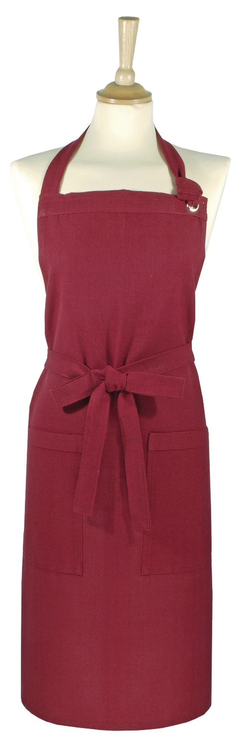 Montana Apron Cranberry  €19  Product Code: WAL-MONPACR