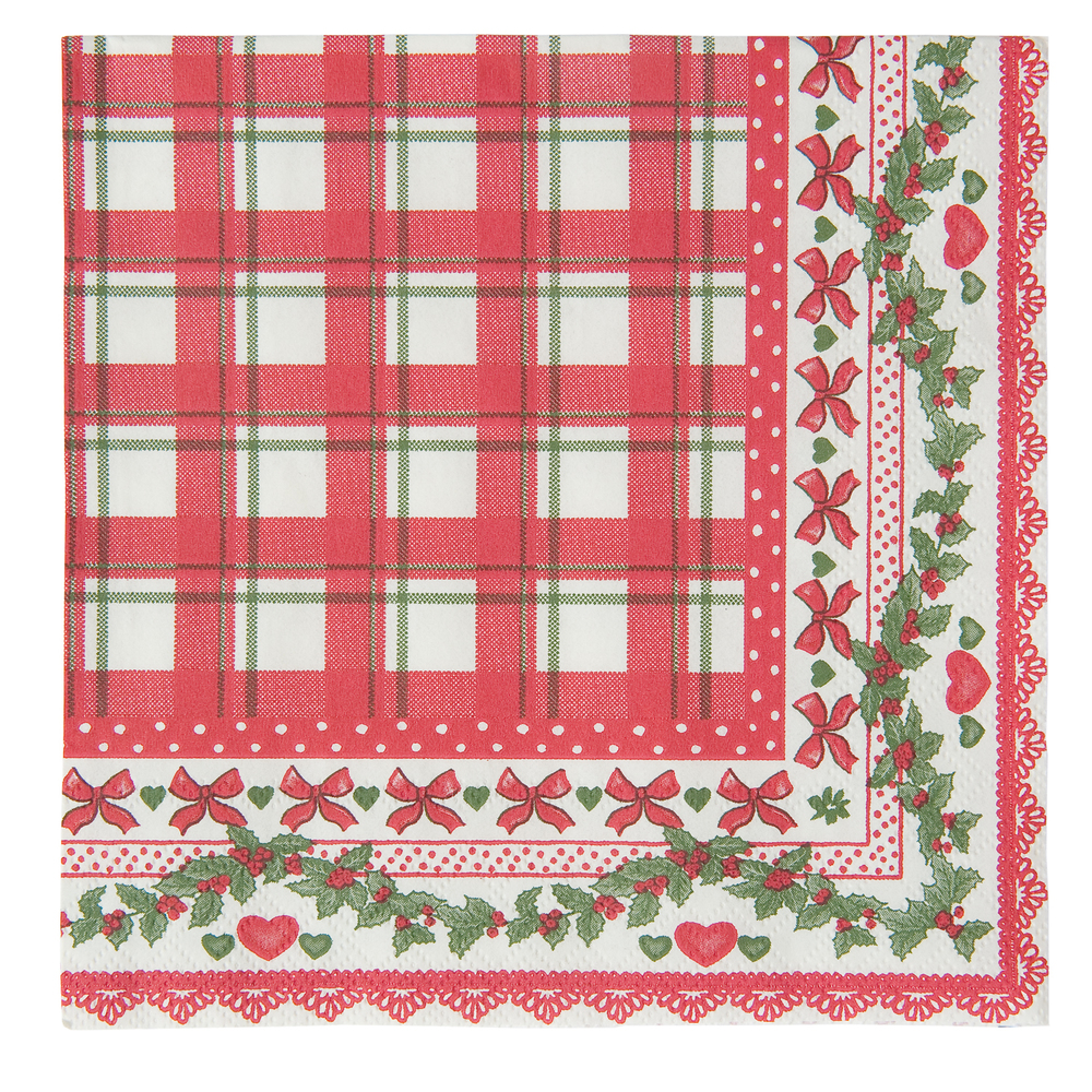 Christmas Napkins  € 4.50