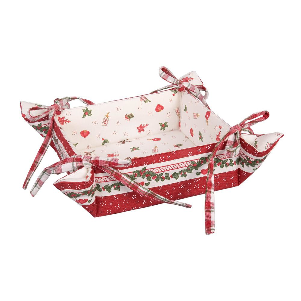 Christmas Bread Basket  €12
