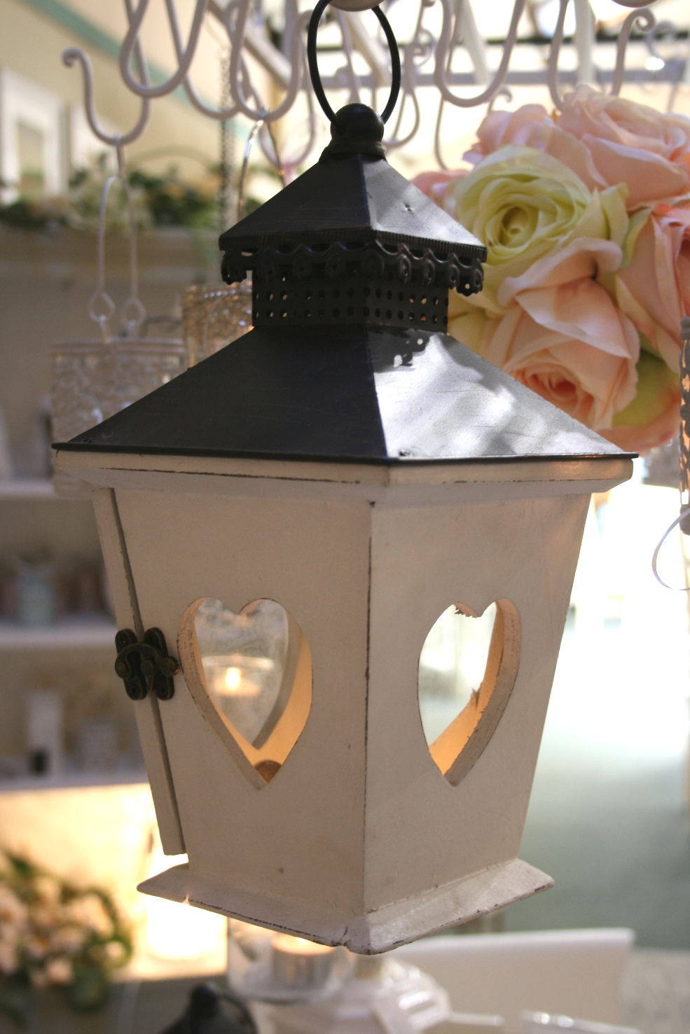 Heart Candle Lantern €36.25