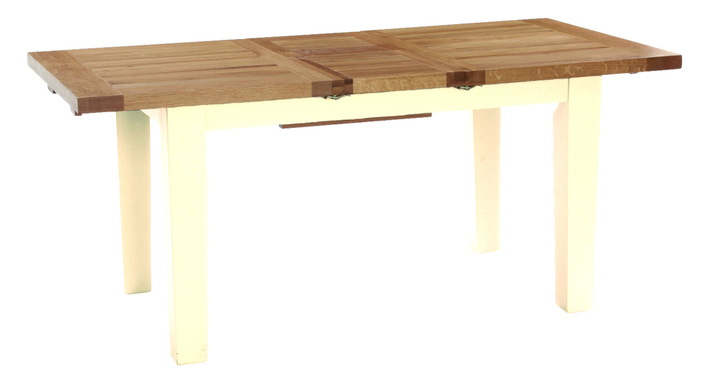 Large Extendable Table  w 180 x d 100 x h 79 cm  Opens to 230 cm  € 1,075 ( 40% Off - NOW € 645 )  Product Code: CANBVXD002