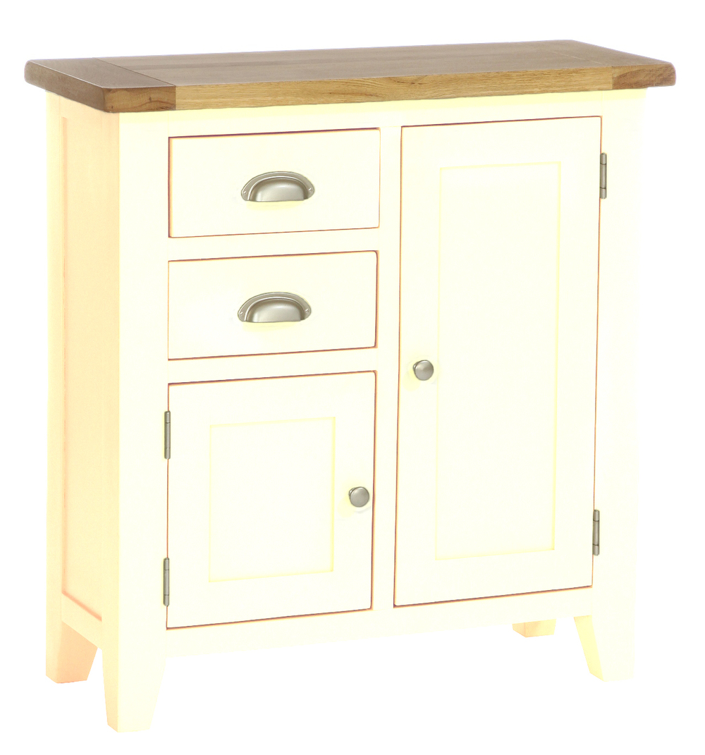 2 Drawer, 2 Door Buffet Chest Colour-Ivory w 85 x d 35 x h 90 cm  € 427 ( 40% Off - NOW € 256.20 ) Product Code: CANB121