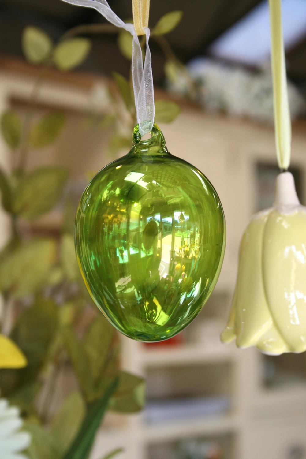 Glass Easter Decoration €3.90
