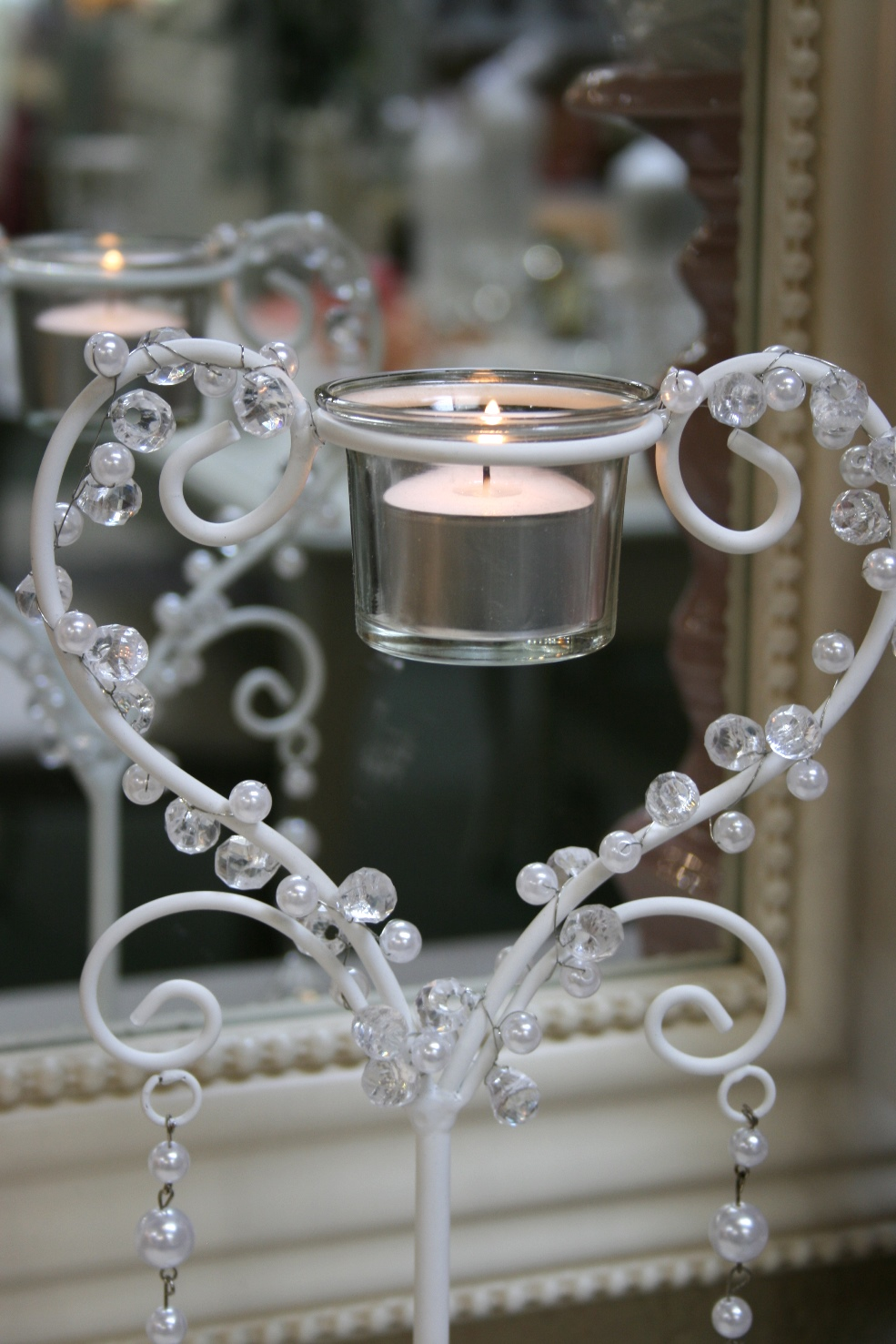 Heart Tea Light Holder - €11.00