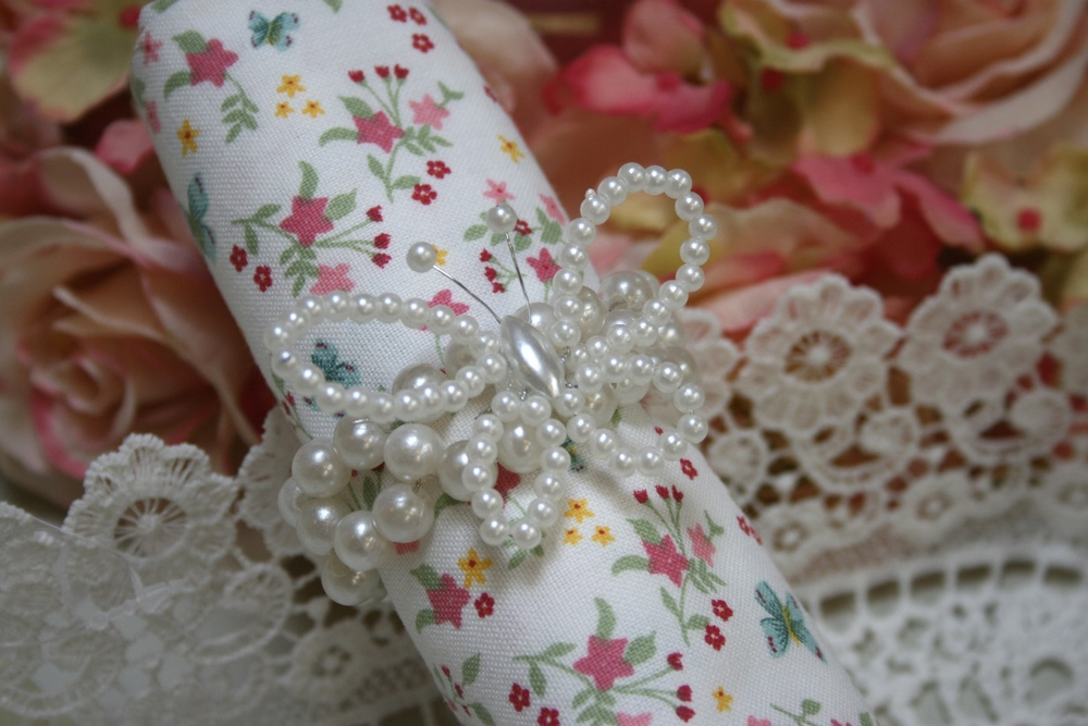 Napkin Rings Set of Four - €8.00