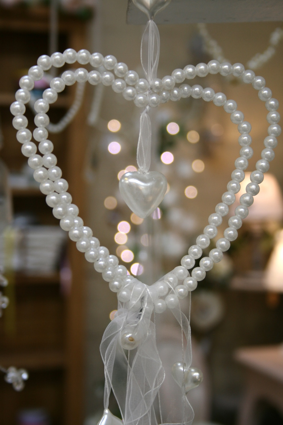 Hanging Heart Decoration - €7.00