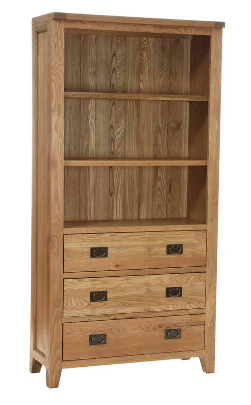 DISPLAY CABINET WITH 2 SHELVES AND 3 DRAWERS €985 Product Code: NB094A