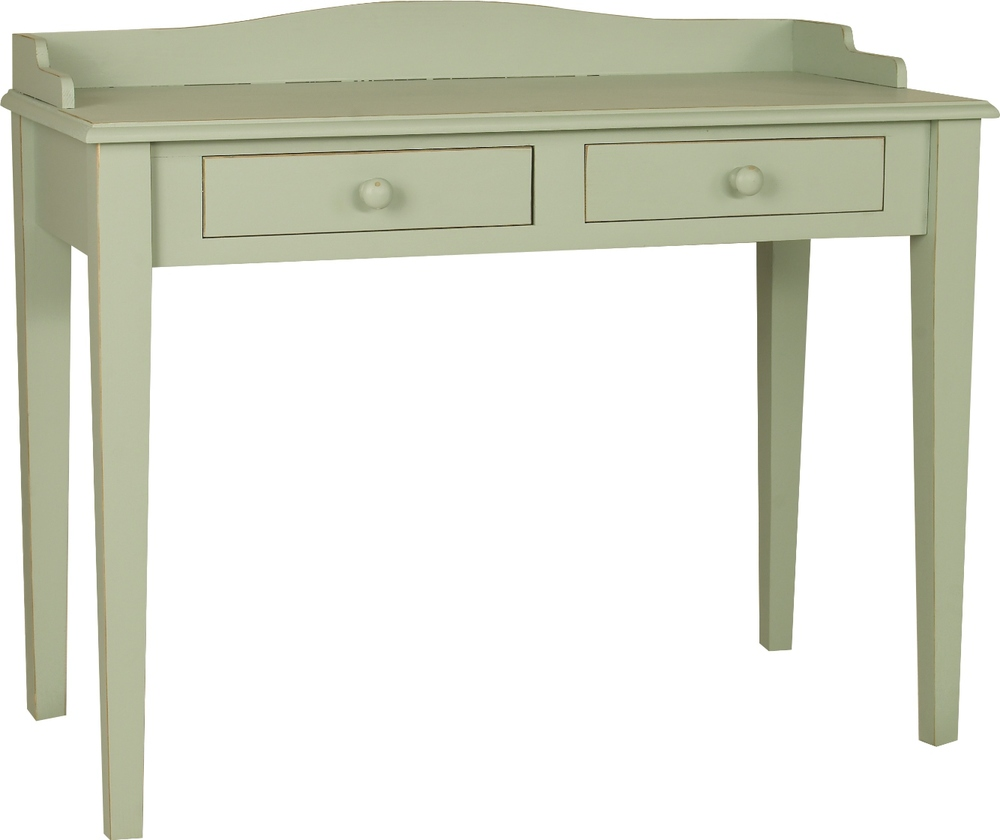 HERITAGE BASIC LINE WRITING TABLE  w 110 x d 52 x h 90 cm  € 464 ( PRICE DROP NOW € 393 )  Product Code: BL-3246  This piece may be ordered in any of the Heritage colours and finishes.