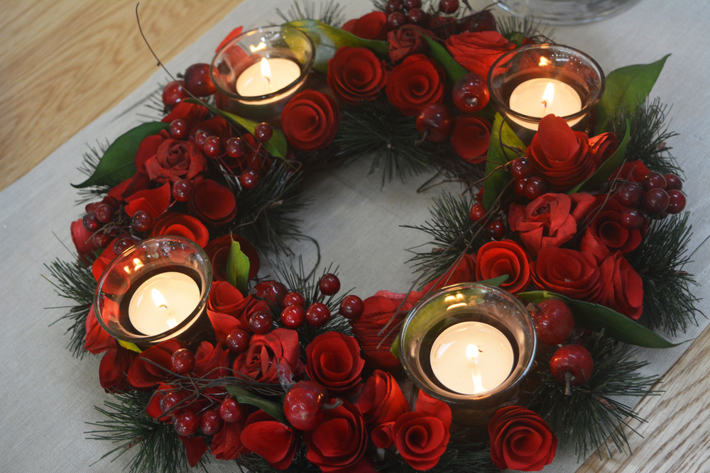 Christmas Candle Ring €24.90