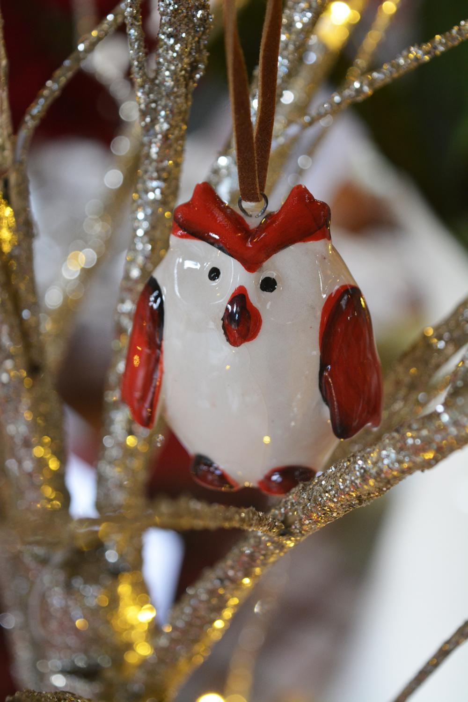 Owl Decoration  €2.20
