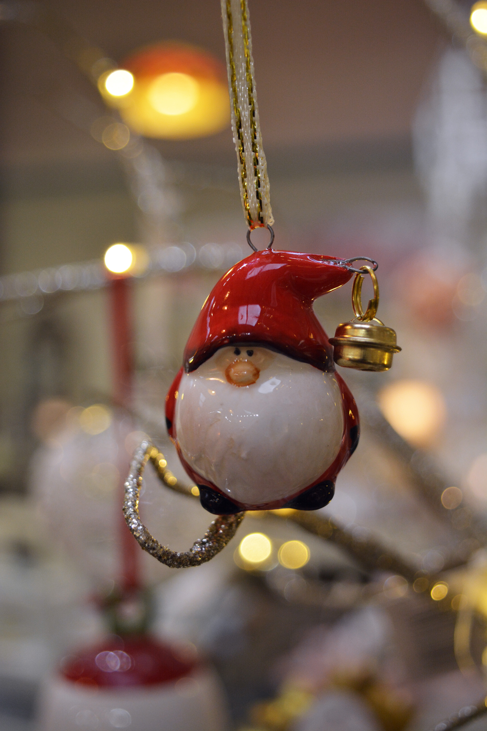 Santa with Bell €1.99